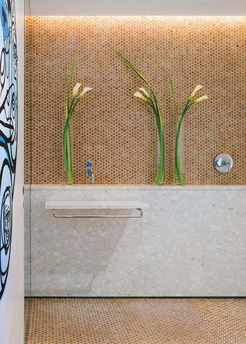 Cork_Mosaic_Tile_Shower_Full