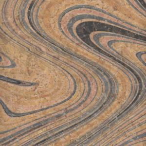 Duna Celeste Cork Fabric