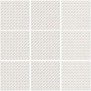 Melody White Ceramic Tile