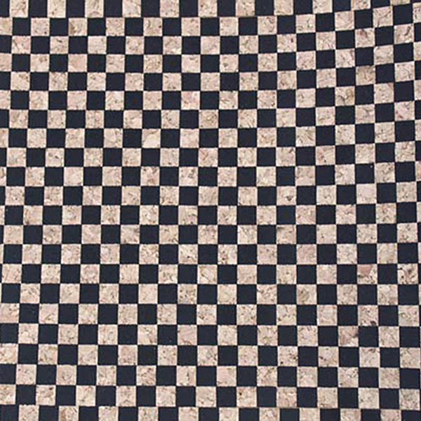 Micro Dama Nera Cork Fabric