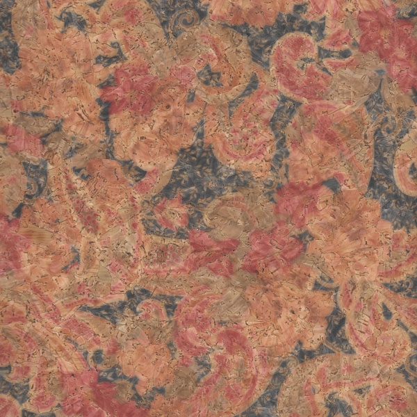 Oriente Cork Fabric