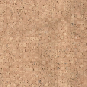 Quadrattini Cork Fabric