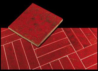 Rosso Vulcano Pattern