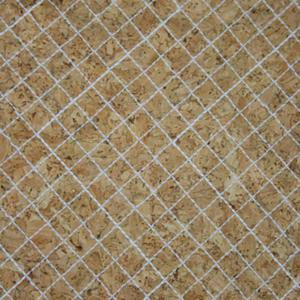 Triplex Rete Bianca Cork Fabric