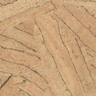 Cork Flooring Zebrano