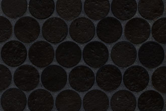 Habitus Black Cork Mosaic