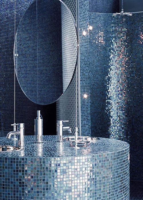 SICIS Iridium Glass Mosaics