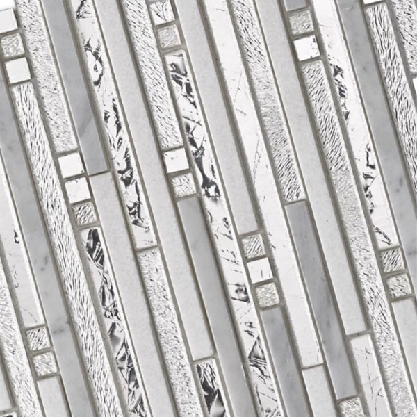 SICIS Fibers White Thin