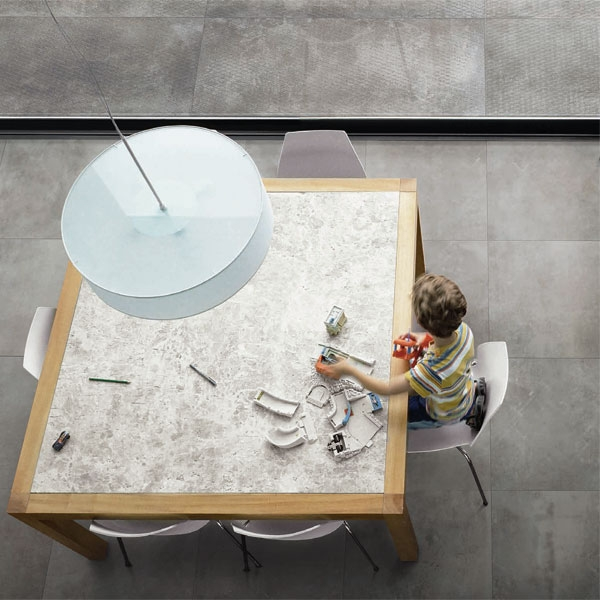 Oxyde Light Porcelain Tile