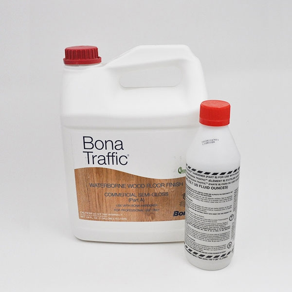 Bona Traffic Commercial Satin Floor Finish