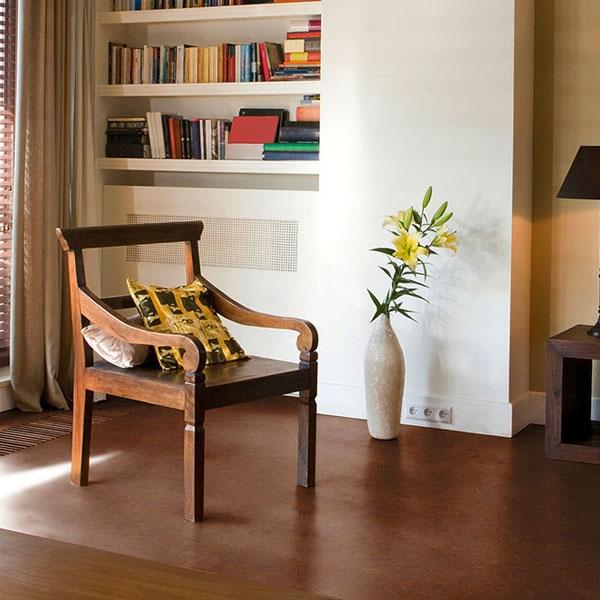 Orani Marrone Cork Flooring
