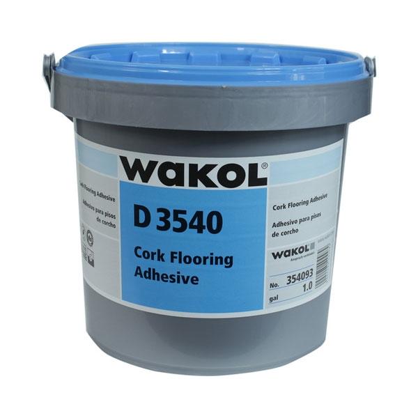 Wakol D 3540 Cork Flooring Adhesive