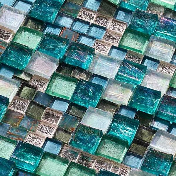 SICIS Aquamarine Structura Uneven