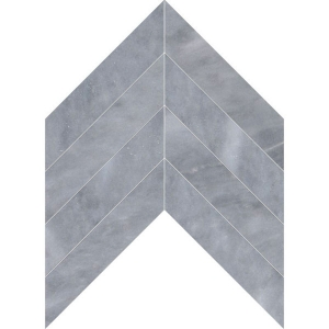 Bardiglietto Polished Chevron