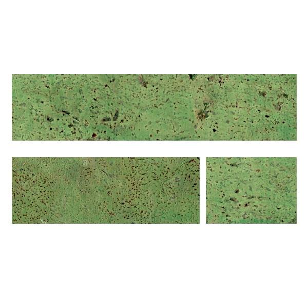 Green Tea Cork Brick