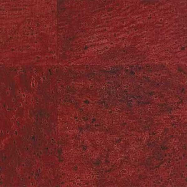 Cork Flooring Capriccioli Red