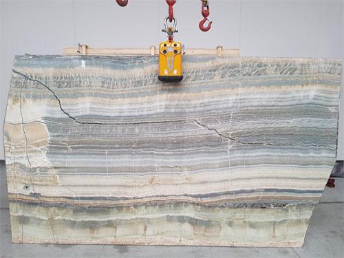 Grey Onyx Stone Slab