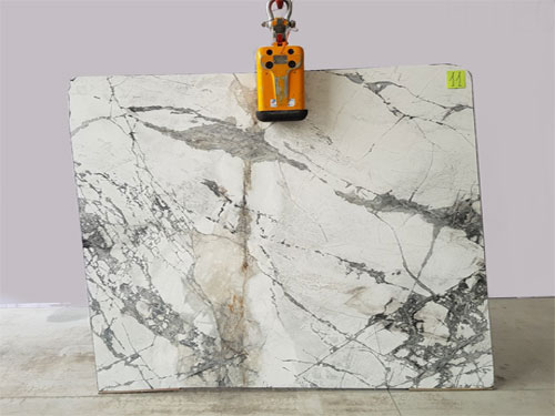 Invisible Grey Stone Slab