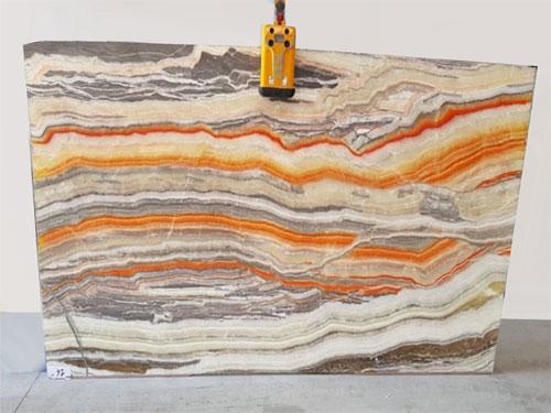 Onyx Rainbow Stone Slab