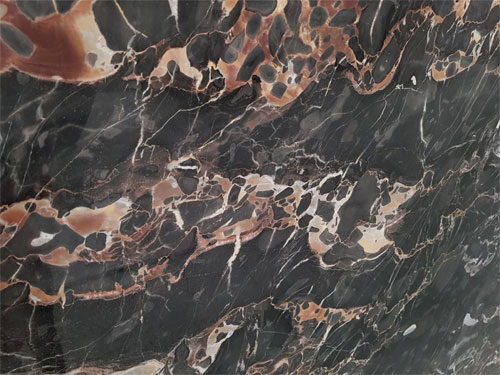 Portoro Stone Slab